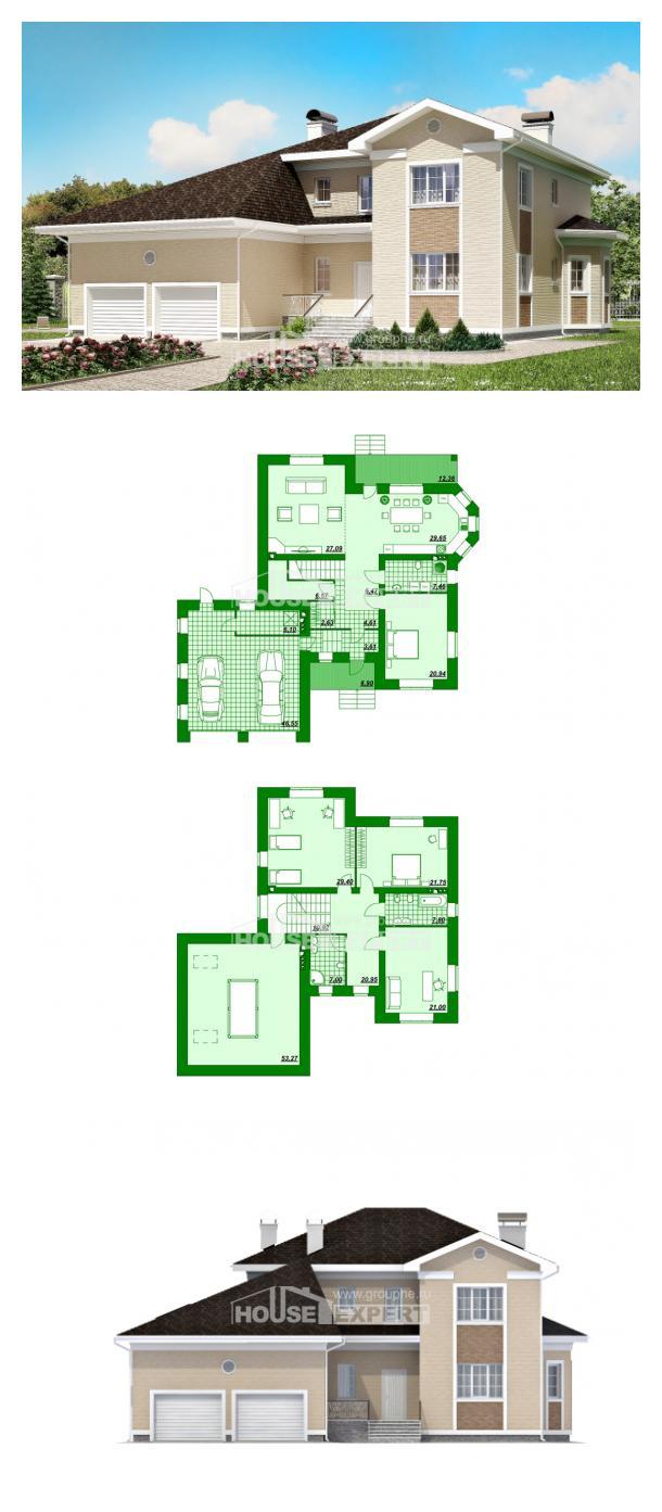 Проект дома 335-001-Л | House Expert