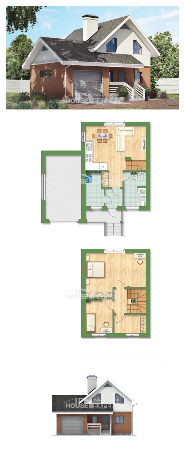 Проект дома 120-002-Л | House Expert